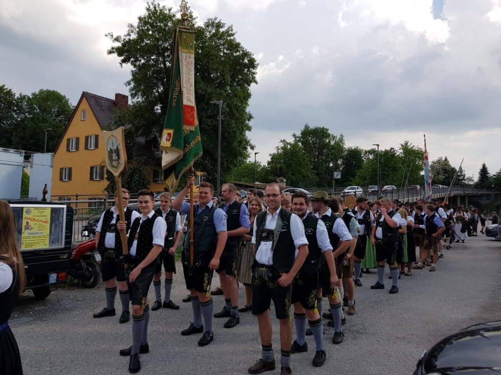 Festumzug Wasserburger Frühlingsfest