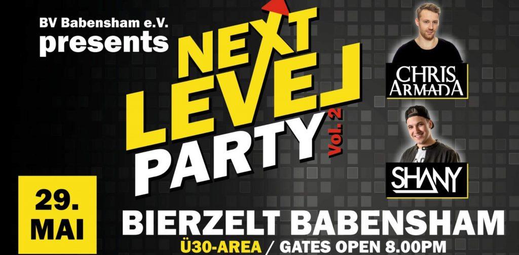 Next Level Party Vol. 2