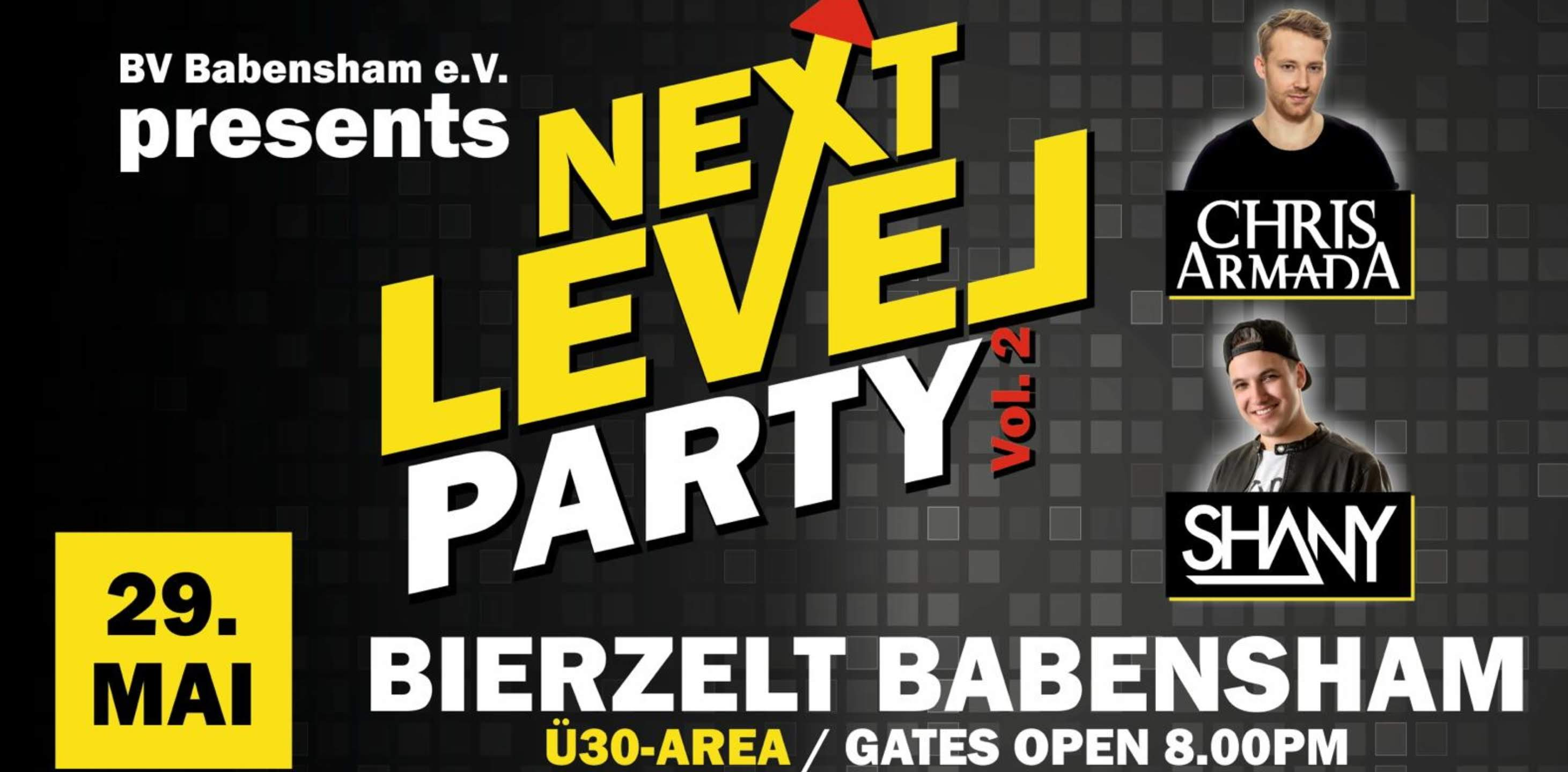 Next Level Party Vol. 2