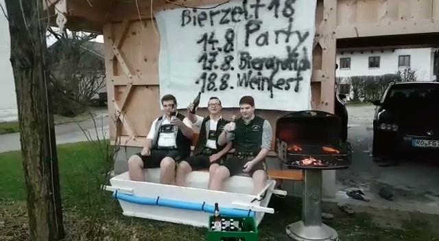 Kaltwasser-Grill-Challenge | Burschenverein Babensham